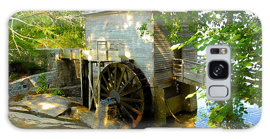Grist Mill Galaxy S8 Case featuring the photograph Grist Mill by David Lee Thompson