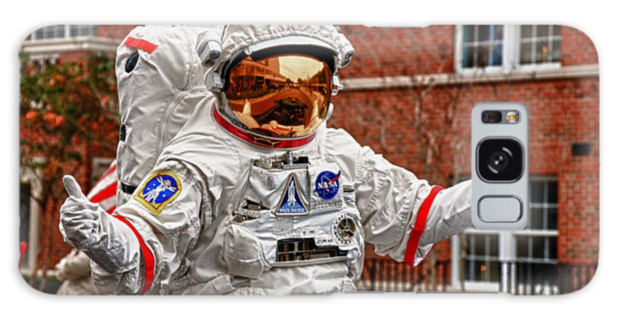 Nasa Galaxy S8 Case featuring the photograph Ground Control To Major John by Frank Feliciano