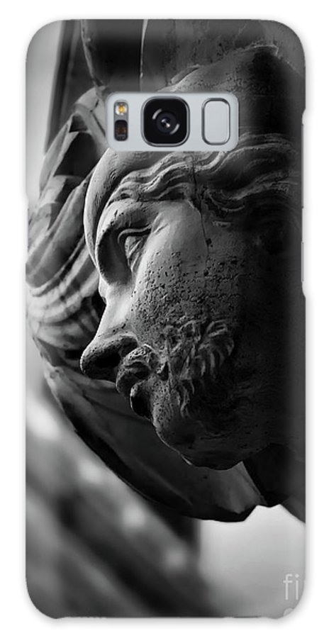 St. Mark's Tower Galaxy S8 Case featuring the photograph Guarding St. Mark's Tower by Doug Sturgess