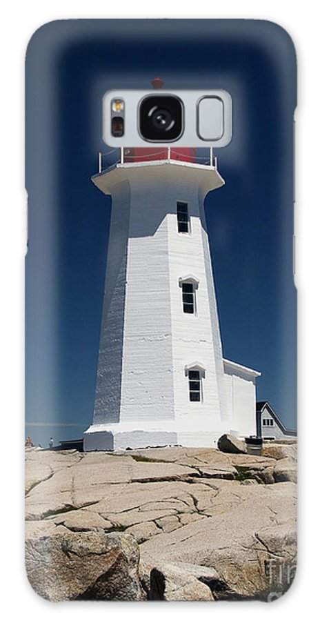Lighthouse Galaxy Case featuring the photograph Guiding Light by Kelvin Booker
