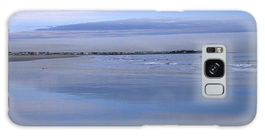 Beach Galaxy Case featuring the photograph Hampton Beach New Hampshire Usa by Erin Paul Donovan