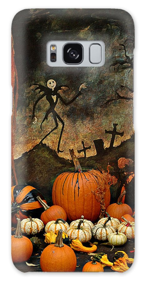 Halloween Galaxy S8 Case featuring the photograph Happy Halloween by Jeff Burgess