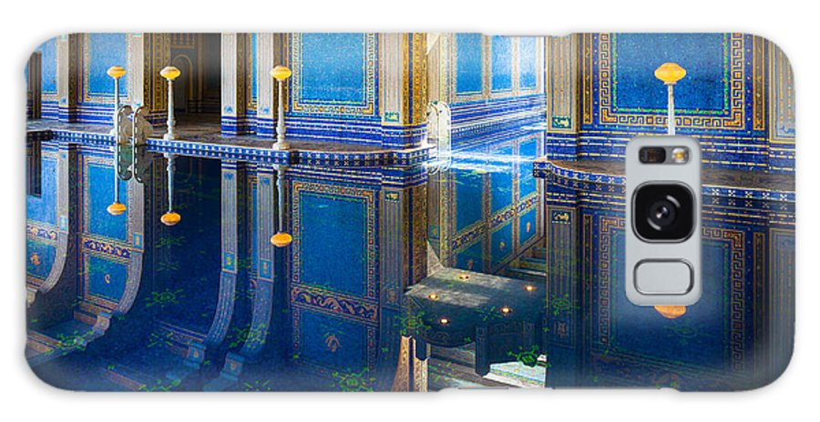 America Galaxy S8 Case featuring the photograph Hearst Pool by Inge Johnsson