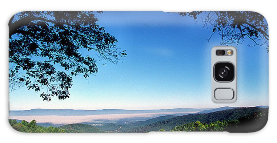 Virginia Galaxy S8 Case featuring the photograph Hensley Hollow Overlook by Thomas R Fletcher