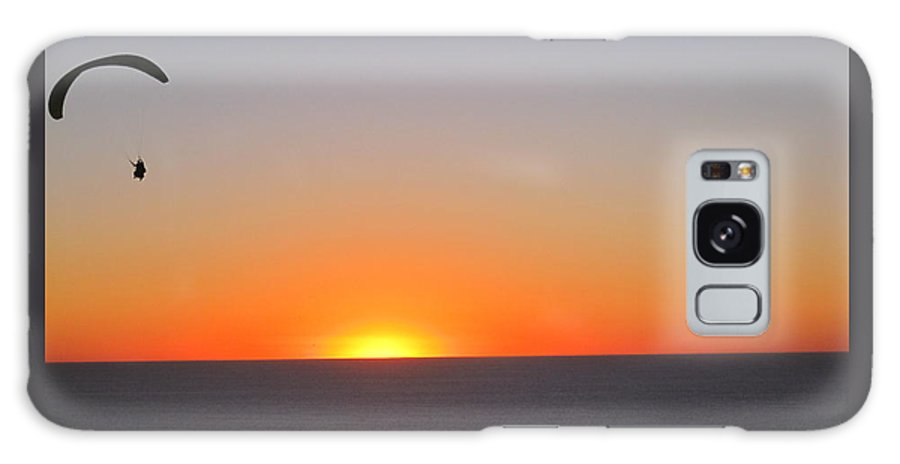 La Jolla Galaxy S8 Case featuring the photograph Higher Than The Sun by Paintings by Parish