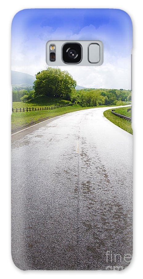 Highland Scenic Highway Galaxy S8 Case featuring the photograph Highland Scenic Highway Route 150 by Thomas R Fletcher