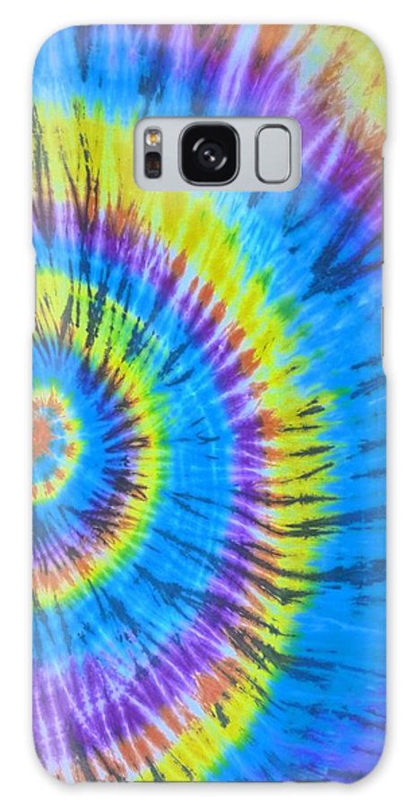 Geometric Galaxy S8 Case featuring the photograph Hippy Days R Here Again by Florene Welebny