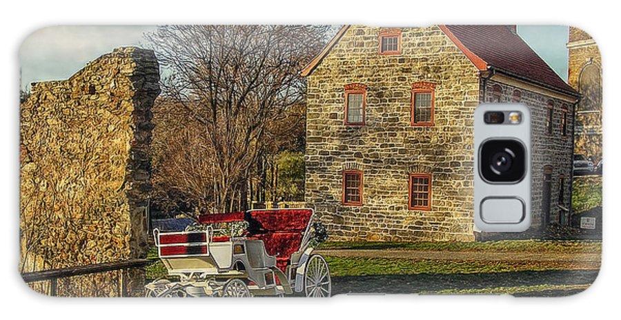 Bethlehem Galaxy S8 Case featuring the photograph Historic Bethlehem Pennsylvania by Hanny Heim