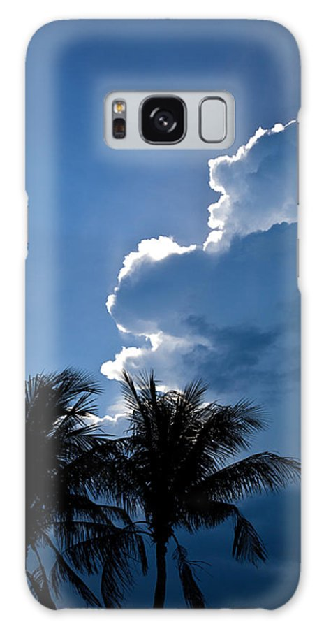 Sky Galaxy S8 Case featuring the photograph Hope Emerges From The Storm by Michelle Constantine