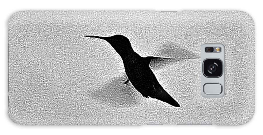 Hover Of The Hummingbird Galaxy S8 Case featuring the photograph Hover Of The Hummingbird by Debra   Vatalaro