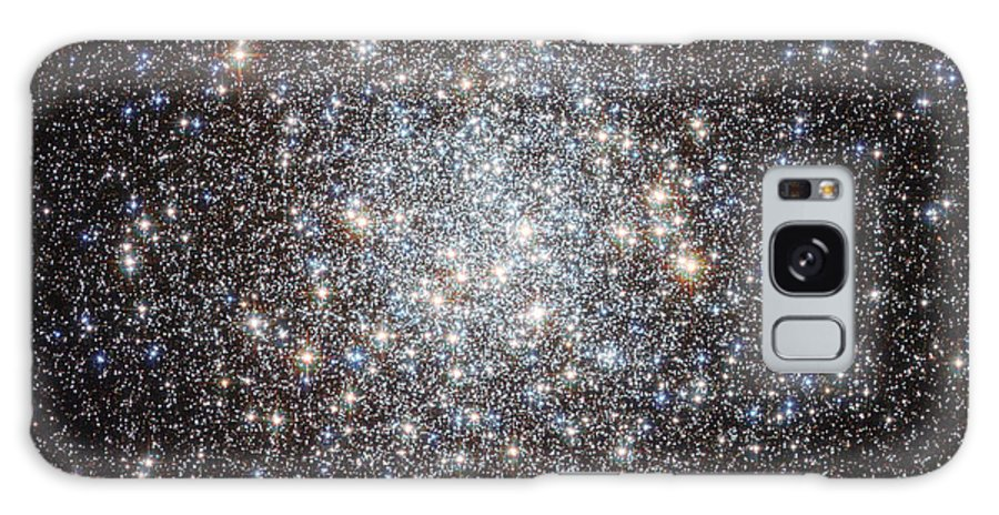 Hubble Photo Of Messier 9 Galaxy S8 Case featuring the photograph Hubble Image Of Messier 9 by Celestial Images
