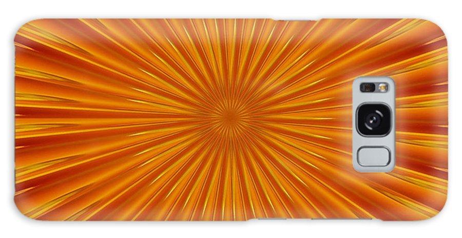 Fractal Galaxy Case featuring the photograph Hypnosis 5 by David Dunham
