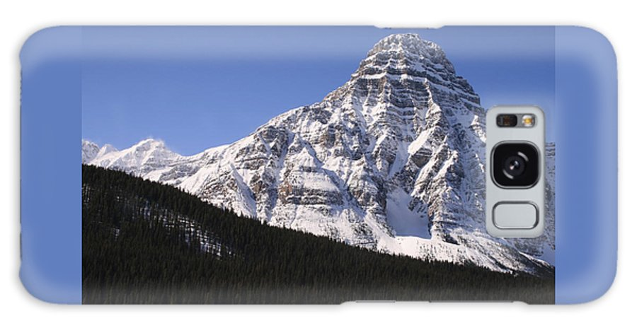 Rocky Mountains Galaxy S8 Case featuring the photograph I Love The Mountains Of Banff National Park by Tiffany Vest