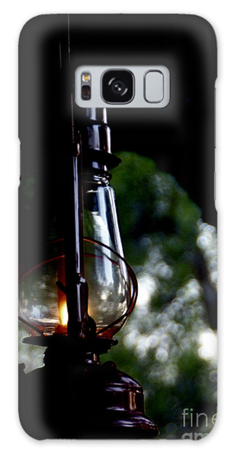 Lantern Galaxy S8 Case featuring the photograph I Will Guide You by Linda Shafer