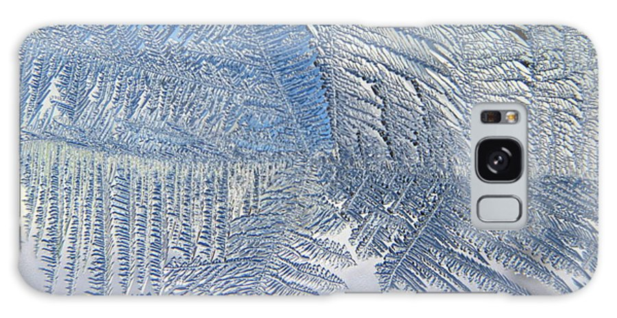 Ice Galaxy S8 Case featuring the photograph Ice Galore by Rhonda Barrett