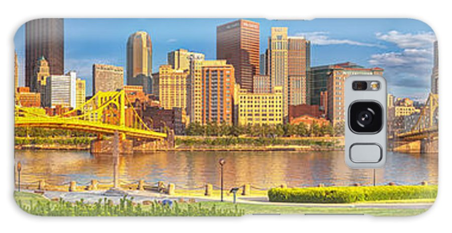 Pittsburgh Galaxy S8 Case featuring the photograph Idyllic Afternoon by Jennifer Grover