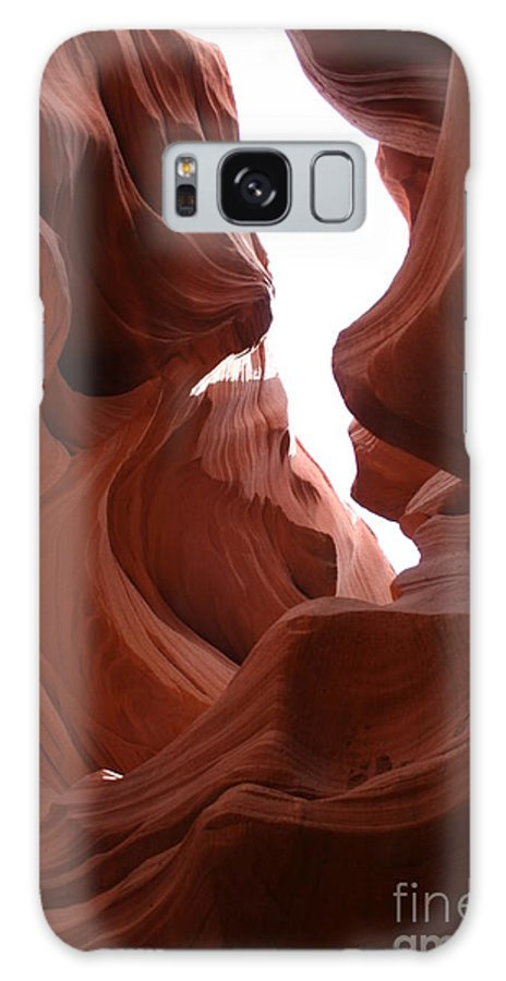 Stones Galaxy S8 Case featuring the photograph Incidence Of Light by Christiane Schulze Art And Photography