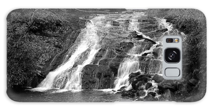 Nature Galaxy S8 Case featuring the photograph Indian Falls At Deep Creek by Kathy Schumann