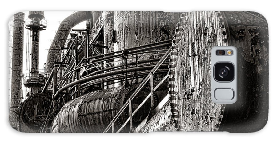 Bethlehem Galaxy S8 Case featuring the photograph Industrial Heritage by Olivier Le Queinec