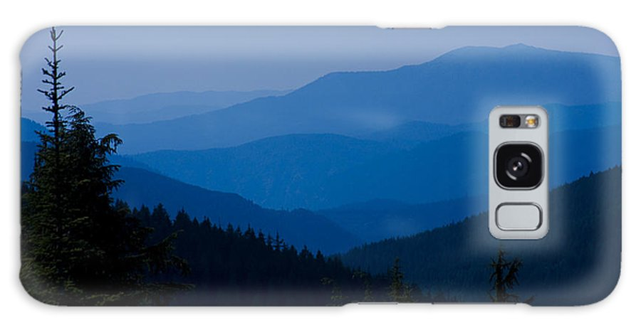 Mountain Galaxy Case featuring the photograph Infinity by Idaho Scenic Images Linda Lantzy