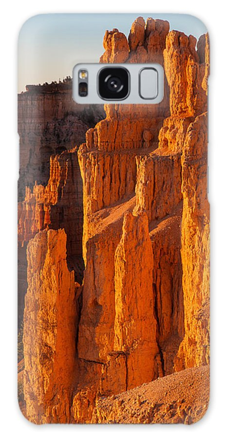 James Marvin Phelps Photography Galaxy S8 Case featuring the photograph Inspiration Point by James Marvin Phelps