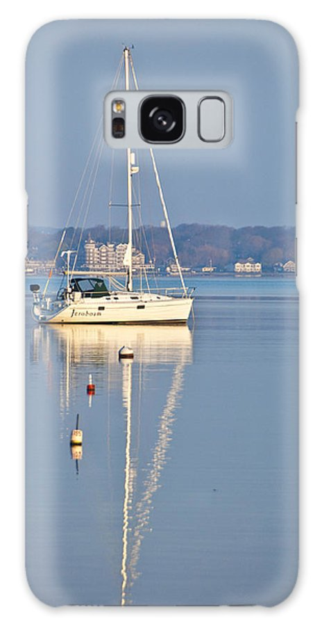 Yacht Galaxy S8 Case featuring the photograph Jerobaum by Steven Natanson