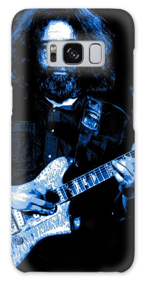 Grateful Dead Galaxy S8 Case featuring the photograph Jerry At Winterland 5 by Ben Upham