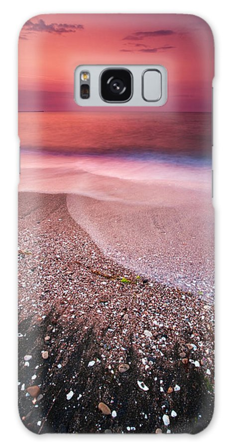 Dawn Galaxy S8 Case featuring the photograph July Morning by Evgeni Dinev