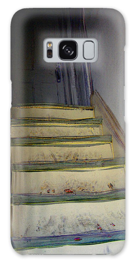Antiquated Galaxy S8 Case featuring the digital art Just A Little Rickety by RC DeWinter