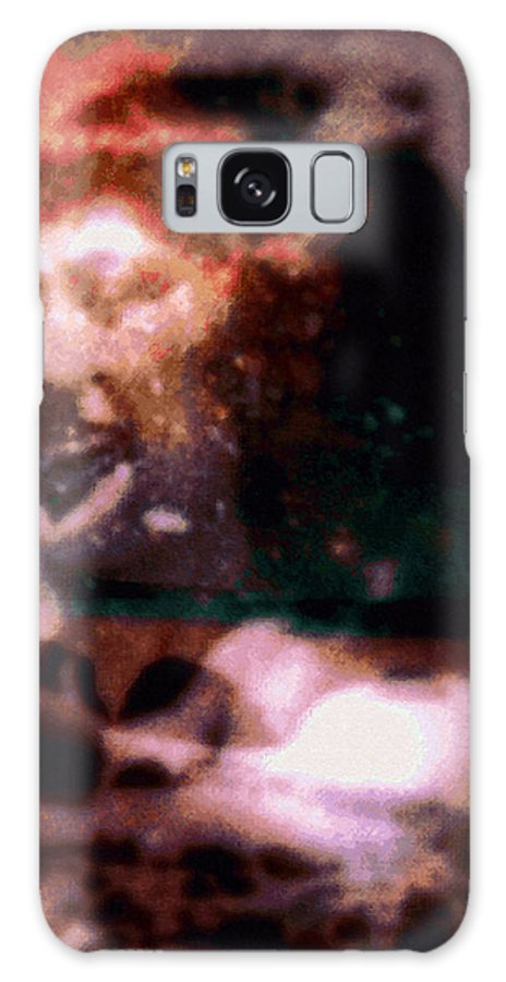 Tropical Interior Design Galaxy Case featuring the photograph Kahua O Malio by Kenneth Grzesik