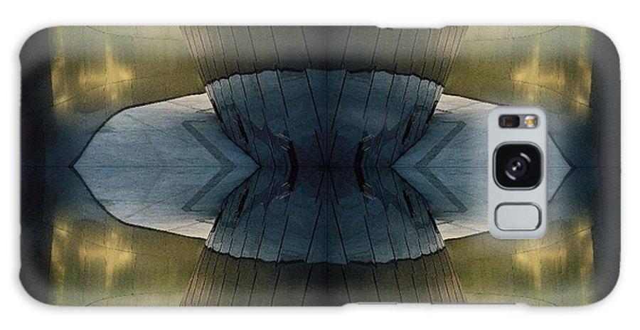 Kaleidoscope Galaxy S8 Case featuring the photograph Kaleidoscope by Oscar Duran