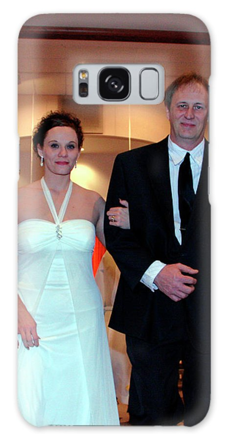 Wedding Galaxy S8 Case featuring the photograph Karen Dave Wedding Sample 2 by George Jones