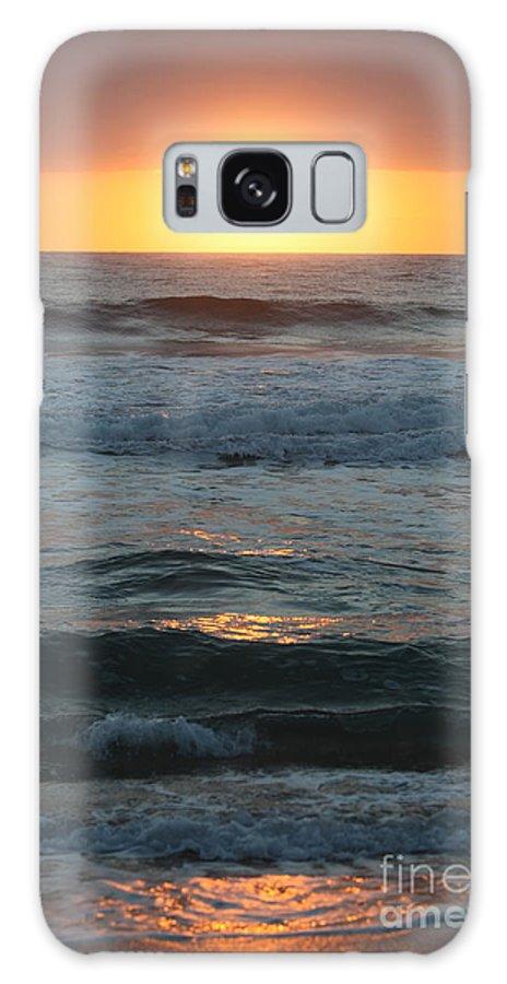 Kauai Galaxy S8 Case featuring the photograph Kauai Sunrise by Nadine Rippelmeyer