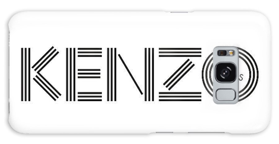 Kenzo Paris Galaxy S8 Case featuring the digital art Kenzo Paris by Aaron De Wulf