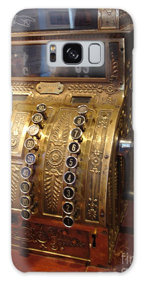 Cash Register Galaxy S8 Case featuring the photograph Keys Of Time 2 by Shelley Jones