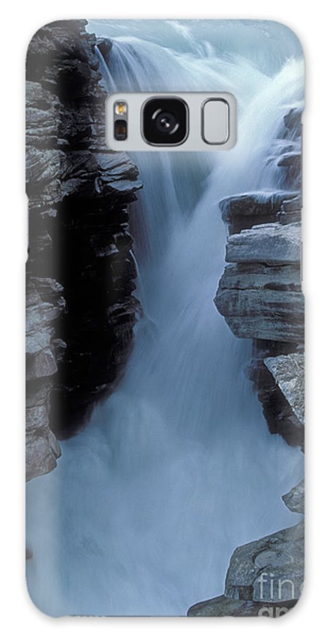 Kicking Horse River Galaxy S8 Case featuring the photograph Kicking Horse River by Sandra Bronstein