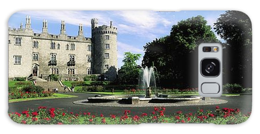 Blooming Galaxy S8 Case featuring the photograph Kilkenny Castle, Co Kilkenny, Ireland by The Irish Image Collection