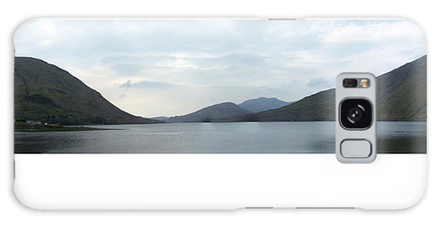Landscape Galaxy S8 Case featuring the photograph Killary Harbour Leenane Ireland by Teresa Mucha