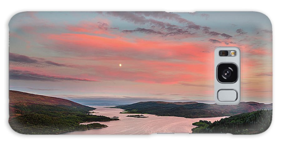Argyll Galaxy S8 Case featuring the photograph Kyles Of Bute In Twilight by David Head