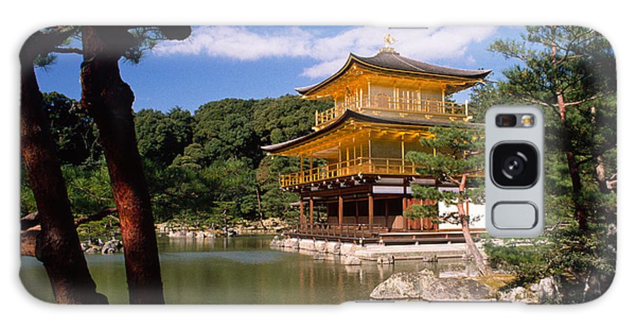 Asia Galaxy S8 Case featuring the photograph Kyoto by Michele Burgess