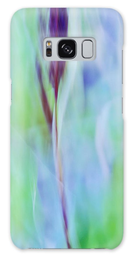 Blue Galaxy S8 Case featuring the photograph L Epi by Variance Collections