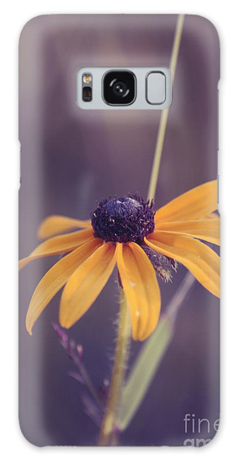 Flower Galaxy S8 Case featuring the photograph La Bella by Aimelle