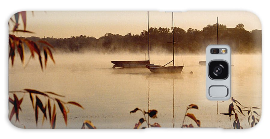 Landscape Galaxy Case featuring the photograph Lake Calhoun by Kathy Schumann