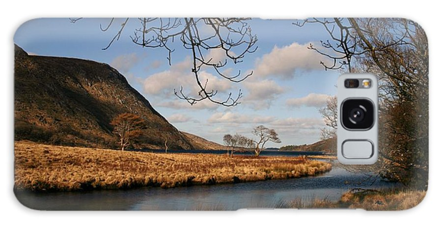 Landscapes Galaxy S8 Case featuring the photograph Lake In Glenveagh National Park No 1 by Martina Fagan
