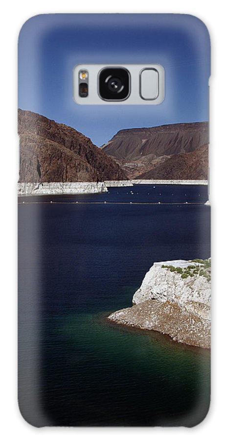 Lake Mead Galaxy Case featuring the photograph Lake Mead by Kelvin Booker