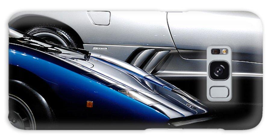 Lamborghini Countach And Lamborghini Diablo Galaxy S8 Case For Sale
