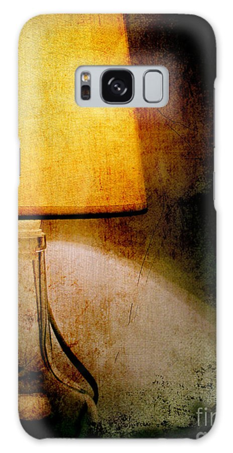 Ambience Galaxy S8 Case featuring the photograph Lamp by Silvia Ganora