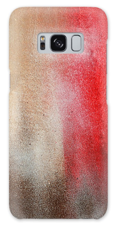 Autumn Galaxy S8 Case featuring the painting Land 17 by Jorge Berlato