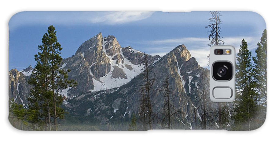 Majestic Galaxy S8 Case featuring the photograph Last Light On Mcgowan by Idaho Scenic Images Linda Lantzy