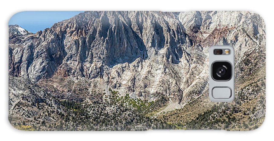 Convict Lake Galaxy S8 Case featuring the photograph Laurel Mountain by Kelley King